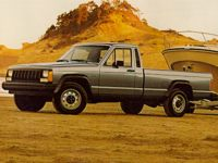 Jeep Comanche
