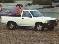 Toyota 2WD Trucks