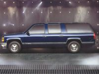 GMC Suburban 1500