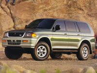 Mitsubishi Montero Sport
