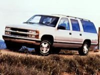 Chevrolet Suburban 2500
